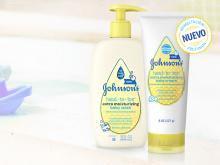 Baño para bebés con piel sensible